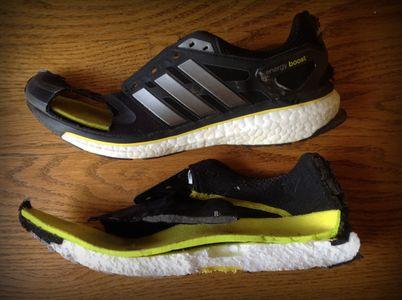 pretty nice 7685d 188a4 4 Adidas Boost Foam
